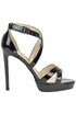 Patent-leather sandals Bibi Lou
