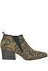 Ambra printed ankle-boots Lisa Corti