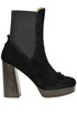 Suede ankle-boots Twin-set  Simona Barbieri