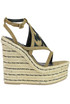 Dalì suede wedge sandals Palomitas by Paloma Barcelò