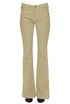 Corduroy trousers Love Moschino
