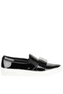 Patent leather slip-on sneakers Michael Michael Kors