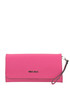 Eco-leather clutch bag Mia Bag