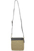 Designer logo canvas crossbody bag Coach