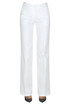 Piquet cotton trousers Love Moschino
