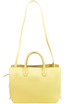 Leather tote bag Jil Sander