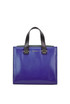 Leather shopping bag Trussardi