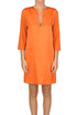 Satin tunic dress Twin-set  Simona Barbieri