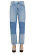 Destroyed boyfriend jeans Love Moschino