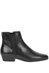 Leather ankle boots Isabel Marant Etoile