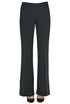 Flared wide leg trousers 1 One