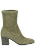 Suede ankle-boots Alberto Gozzi
