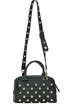 Studded eco-leather bowling bag Twin-set  Simona Barbieri