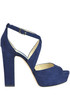 April 120 suede sandals Jimmy Choo