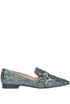 Odalisca glittered leather loafers Pinko