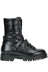 Combat leather boots Valentino