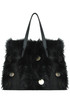 Eco-fur bag ViaMailBag