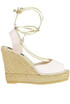 Rope wedge sandals Patrizia Pepe