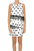 Printed cotton dress Space Style Concept