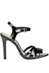 Patent-leather sandals Schutz