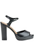 Leather sandals Helia
