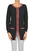 Chanel style cardigan Moschino Boutique