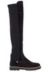 'Route new over the knee boots' Hogan