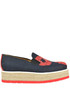 Denim slip-on shoes Dondup