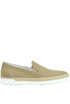 Suede slip-on shoes Tod's
