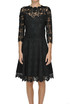 Macrame lace dress Ermanno Scervino