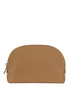 Textured leather cosmetic case Zanellato