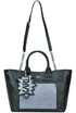 Eco-leather shopping bag Karl Lagerfeld