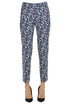 Printed cotton trousers Peserico