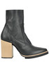 Leather ankle-boots JFK