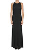 Lurex long dress Sandro Ferrone Roma