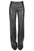 Piripicchio eco-leather trousers Pinko