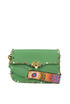 Guitar Rockstud leather cross-body bag Valentino