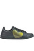 Heart print leather sneakers Nira Rubens