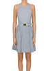 Vichy print dress Michael Michael Kors