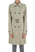 Cotton-blend trench coat Herno