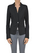 Elasticated cloth blazer Martinaesse