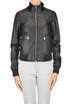 Leather jacket Michael Michael Kors