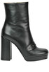 Leather ankle boots Pinko