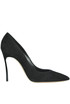 Suede pumps Casadei