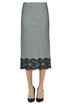 Trendy pencil skirt Dondup