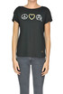 Embellished t-shirt Love Moschino