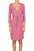New Julian Two wrap dress DVF Diane Von Furstenberg