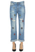 Micky jewel applications jeans Pinko