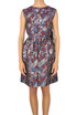 Mimì jacquard cloth dress Pinko