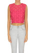 Lentina cropped top Pinko